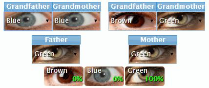 Çocuğunuzun gözü ne renk olacak (1)