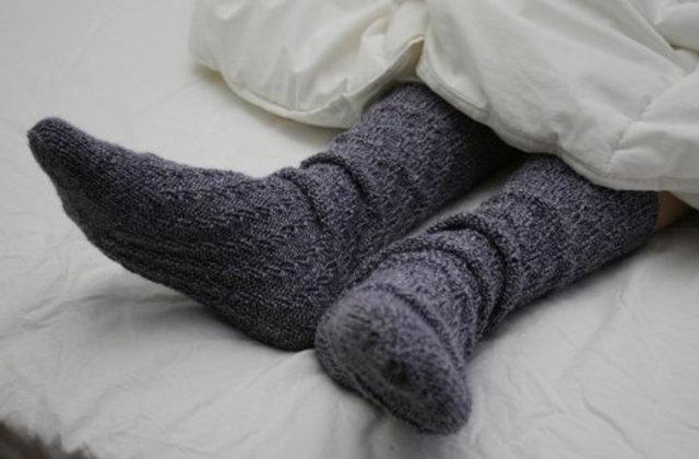 Sakın Çorapla Uyumayın (2)