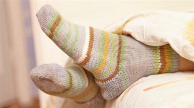 Sakın Çorapla Uyumayın (3)