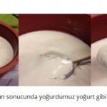 Evinizde hiç katkı maddesi girmemiş doğal yoğurt mayalamak istiyorsunuz, ilk mayayı nereden bulacaksınız, İşte detaylı anlatım. HABERİN DEVAMI İÇİN RESME TIKLAYIN