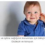 Bebeğinizde duyma sorunu var mı anlamak istemez misiniz ? Bebeğiniz ilk dünyaya geldiğinde birçok işitme testi ile karşılaşıyor ve sonuca göre gerek görülürse tedavi uygulanıyor. Bu duruma çocukluk döneminde de dikkat etmeyi elden bırakmayın.