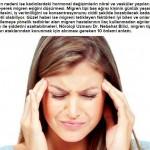 Migren ağrısı hastaların günlük yaşantısını aksatacak kadar sık ve şiddetli olabiliyor. Hayatı adeta kabusa dönüştüren şiddetli baş ağrılarını önlemek içinse öncelikle ağrı kesicilerden medet ummamak ve uyku düzeninden şaşmamak gerekiyor.İşte Migren ağrılarından korunmanın 10 yolu, devam etmek için fotoğrafın üzerine tıklayın