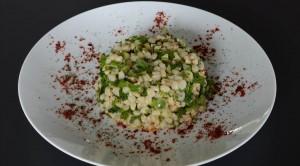 Zayıflatan Buğday Salatası nasıl yapılır