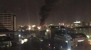 Ankara'da askeri arac geçişinde bomba patladı