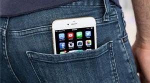 Arka cebinizde telefon taşımayın