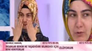 Esra Erol Nevruz Hanım izleyenleri ağlattı