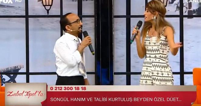 Songül'den Nerdesin Aşkım düeti