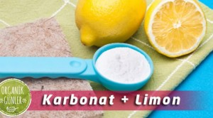 Karbonat Limon Maskesi