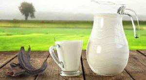 Radyasyona Karşı Süt ve Keçiboynuzu