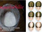 Sodyum bikarbonat saç şampuanı nasıl yapılır