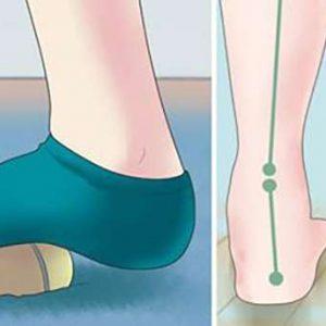 Ayak ağrısı için yapılması gereken egzersizler