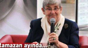 Canan Karatay'dan ezber bozan tavsiye! 'Tuzlu su için…'