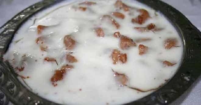 İncir sütü