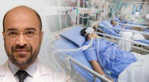 Koronavirüse yakalanan profesör yaşadıklarını gün gün anlattı