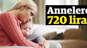 Annelere 720 lira