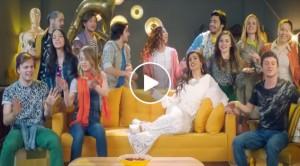 Yıldız Tilbe'nin reklam filmi Sevgililer Günü'ne #ÇareYıldızTilbe