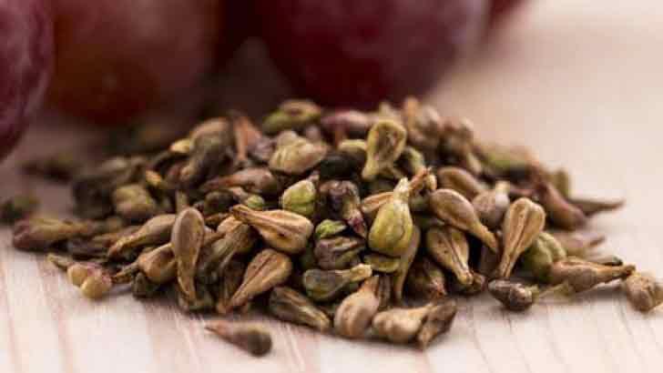Öğütülmüş siyah üzüm çekirdeği faydaları nedir