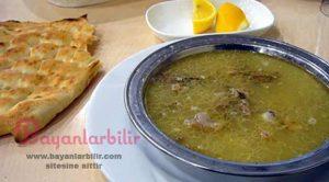 Canan Karatay Kelle Paça Çorbası öneriyor