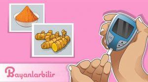 Diyabeti dengeleyen kan şekerini düzenleyen besinler